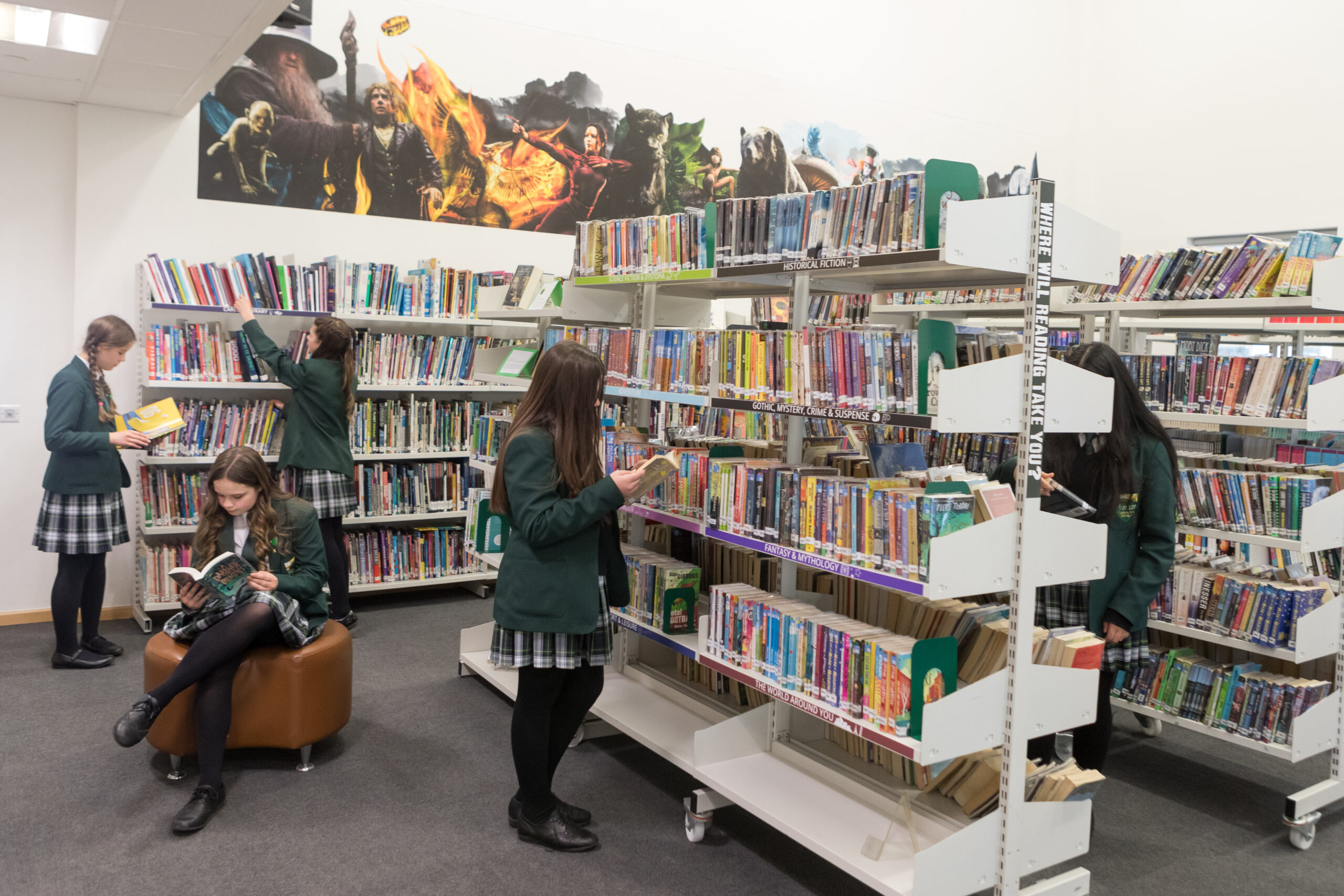 Horizon's Exciting New Library