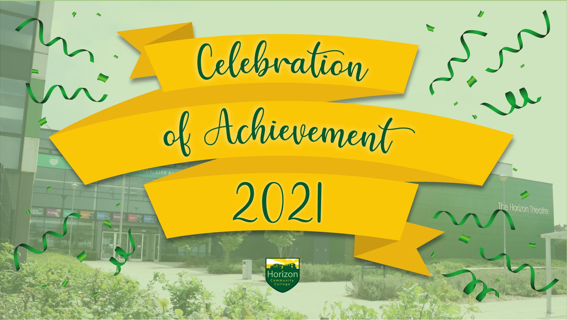 Celebration of Achievement 2021